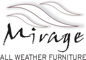 Designer all-weather furniture