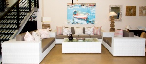 Bellavista two seater sofas, four seater sofa and coffee table