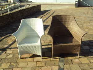 Makuti Armchair and Dreamer