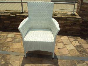 Single weaved Kariba armchair.