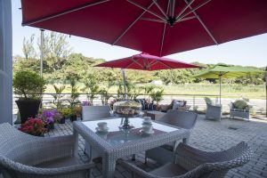 All weather outdoor Malindi dining table and chairs.